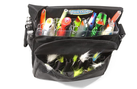Aquaskinz Medium Fishing Lure Bag for Surf Casting