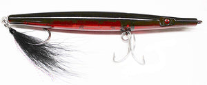 "Super Strike Super ""N"" Fish 3oz Needle Fish Midnight Mass"