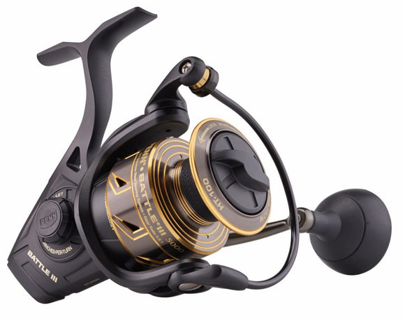 NEW- Penn Battle III Spinning Reels