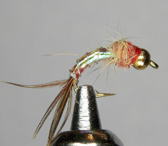 Rainbow Warrior - Bead Head( Size 14)