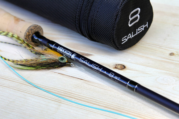 Maxxon SALISH Fly Rod 9ft 10Wt.