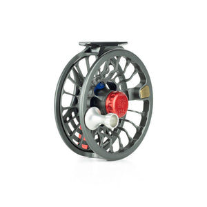 The Small Game Saltwater SF (Small Fly) Lever Drag Fly Reel
