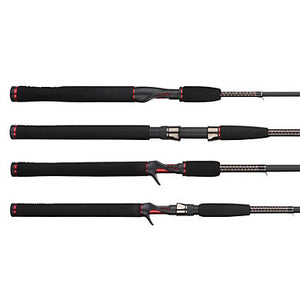 Ugly Stik GX2 USCA661H; CASTING ROD 1-PC, 6.6, H, 20-50 LINE, 1/2-1.5 OZ LURE, 7 GUIDES, EVA TRIGGER GRIP