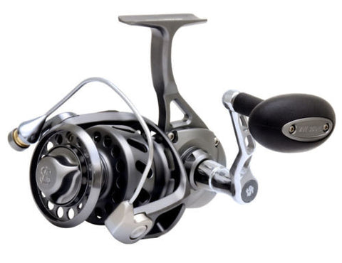 Van Staal VM150 Spinning Reel w/ FREE 300yd spool of BRAID