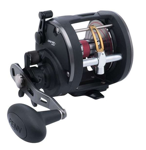 Penn WAR20LW Warfare Level Wind Reel