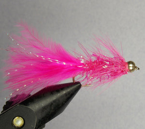 Woolly Bugger Bead Head ( Size 12)