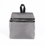 Mesh Small Backpack by KARA Bags Main View