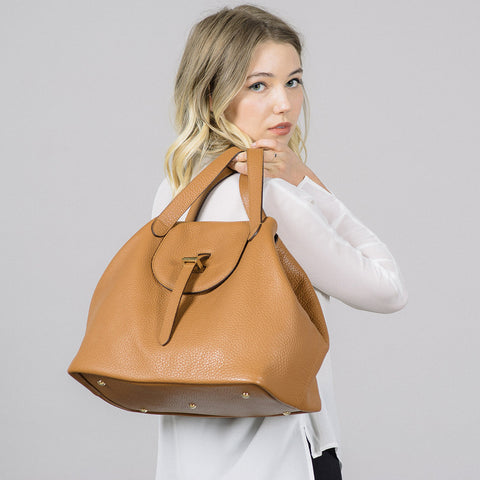 Thela Large Tan Bag