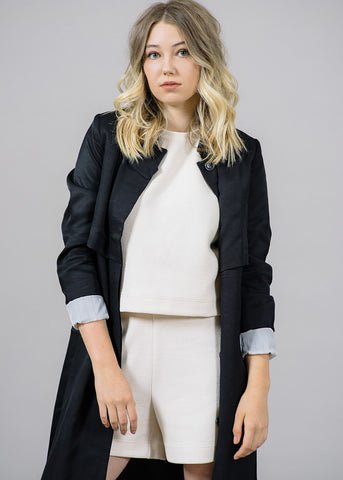 Kate Long Trench Coat