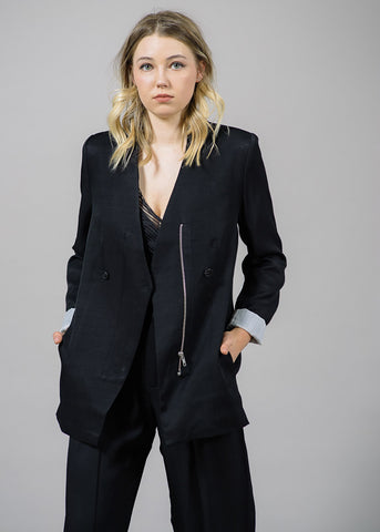 Ladawn Double Breasted Blazer