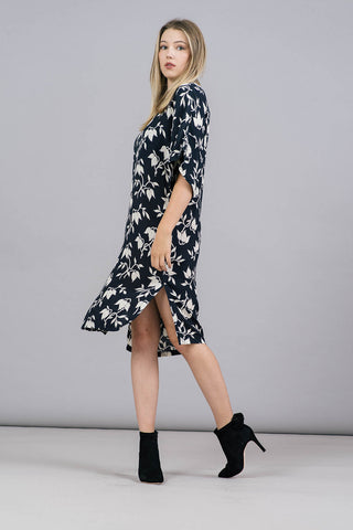 Maxwell Crepe Dress