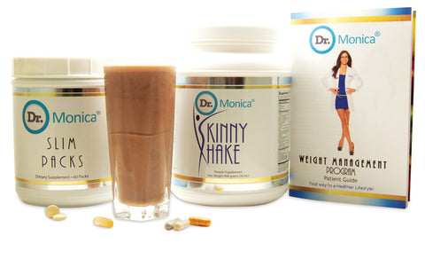 Dr. Monica® Weight Loss Program: Phase 2