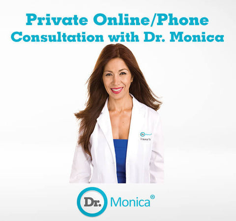 Online Consultation with Dr. Monica - Dr. Monica® - Elixir Wellness Centre