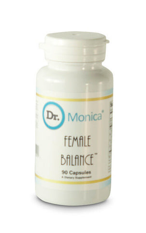 Dr. Monica® Female Balance - Dr. Monica® - Elixir Wellness Centre  - 1