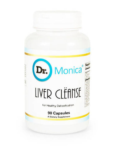 Dr. Monica® Liver-Cleanse - Dr. Monica® - Elixir Wellness Centre  - 1
