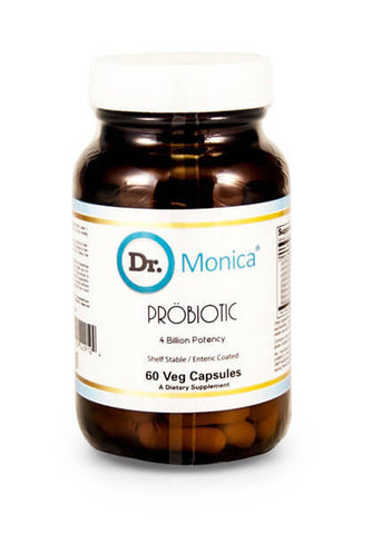 Dr. Monica® Probiotic - Dr. Monica® - Elixir Wellness Centre  - 1