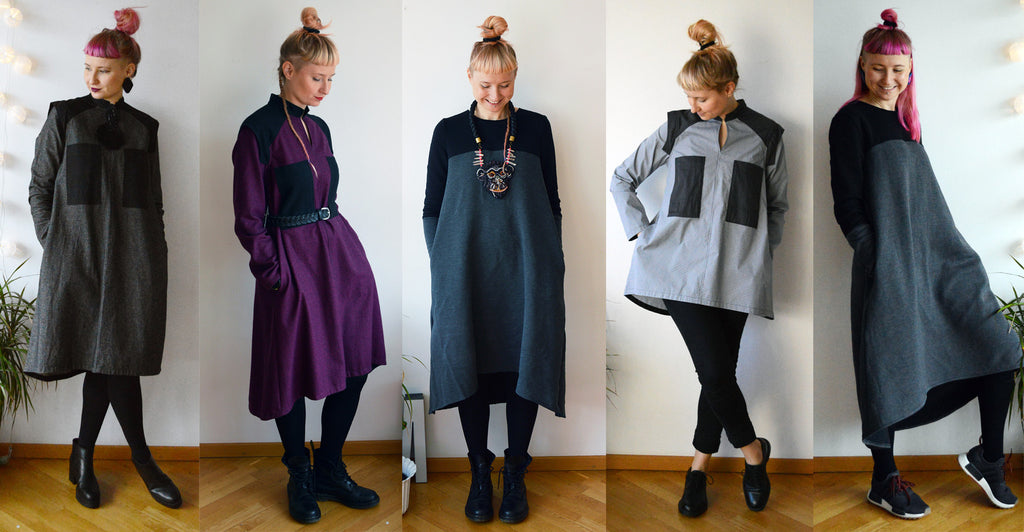 The Space Warrior Winter dresses and The Warmest Dreses in the World still on SALE!