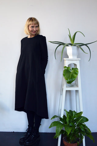 The Second Warmest Dress in the World - Black