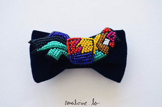 "Maris bowtie ""The Rooster"""