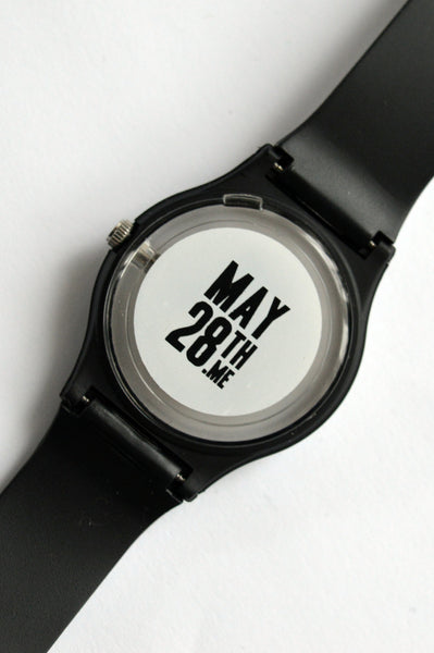 Feminism is unisex wristwatch