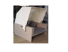 Cancun daybed/lounger with Canopy