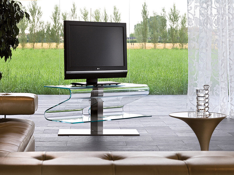 Vienna Rotating TV Table Stand