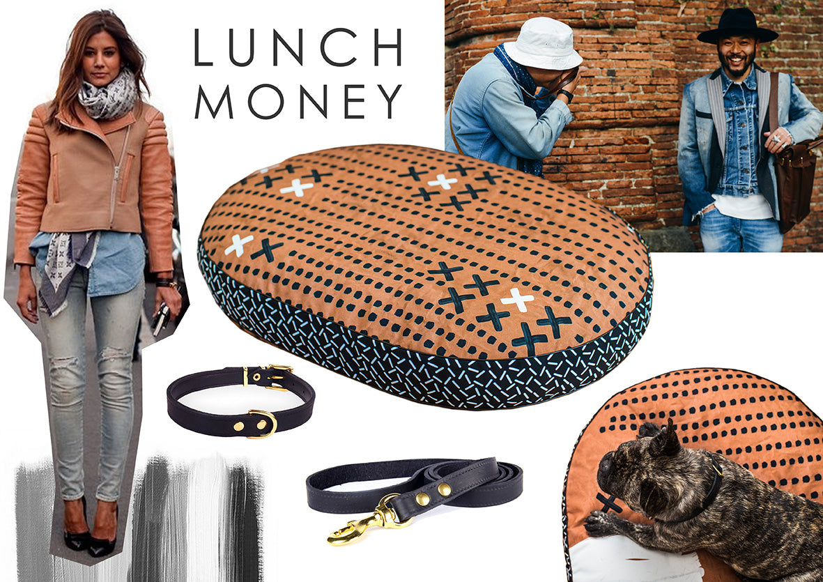 LUNCH MONEY STARTER PACK NICE DIGS