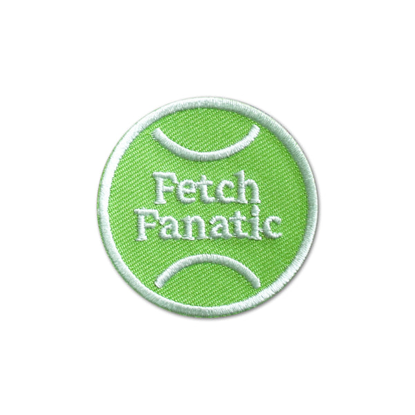 Fetch Fanatic Merit Badge