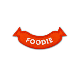 Foodie Merit Badge