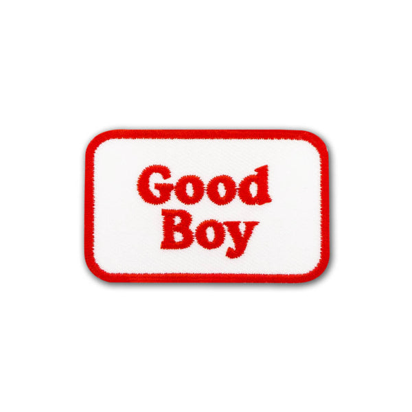 Good Boy Merit Badge
