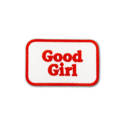 Good Girl Merit Badge