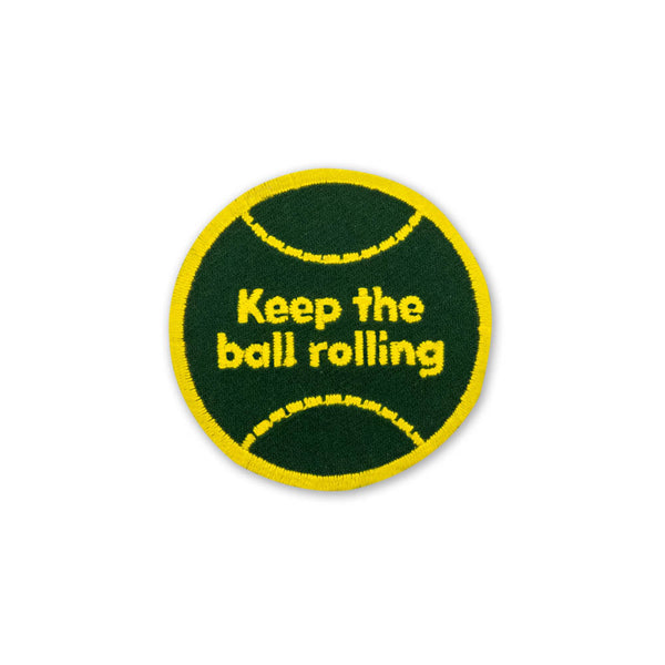 Keep the Ball Rolling Merit Badge