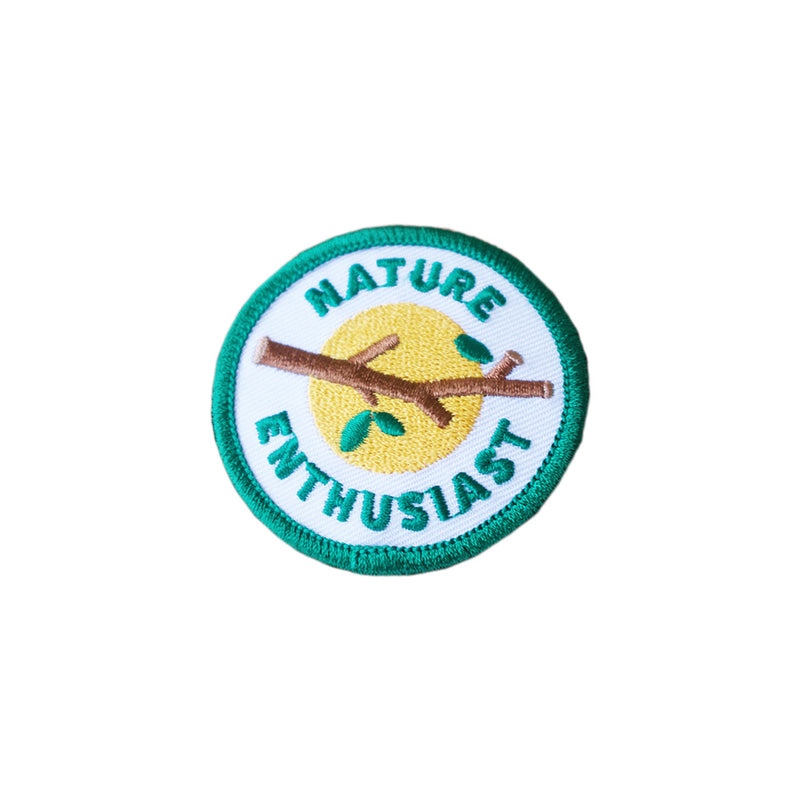 Nature Enthusiast Merit Badge