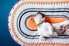 Merci Perci X Nice Digs Digitally Printed Dog Bed