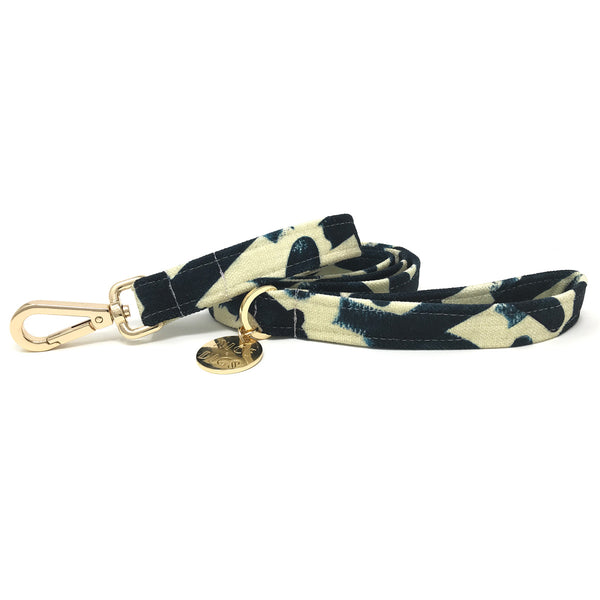 Crosshatch Printed Leash