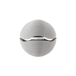 Pop Treat Dispenser Dog Ball - Grey