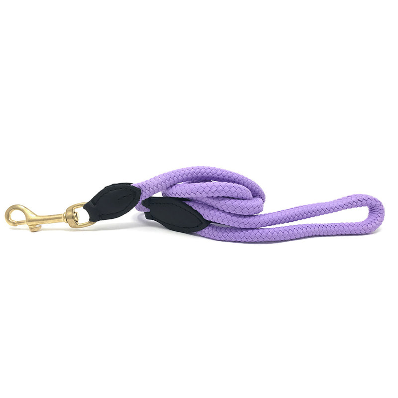 Rope Leash - Orchid