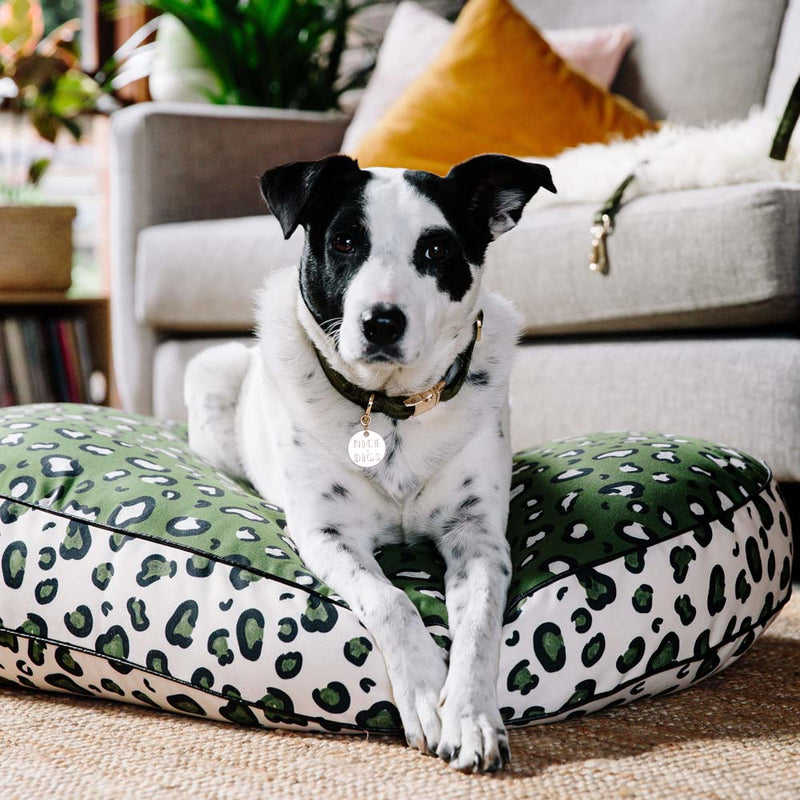 Wild Thing Digitally Printed Dog Bed