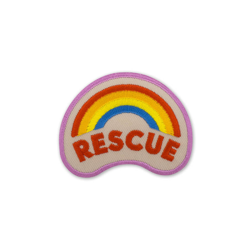 Rescue Merit Badge