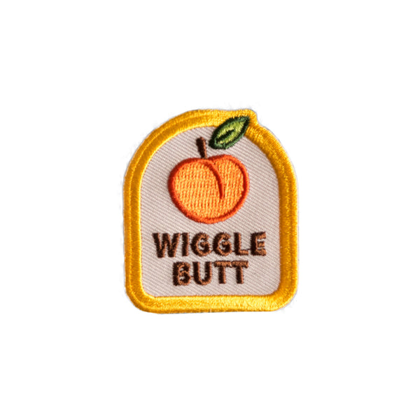 Wiggle Butt Merit Badge