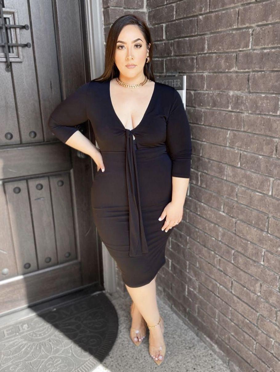 Women's Plus Size Dresses