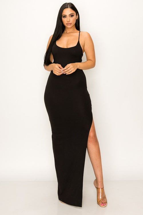 DEMI MAXI DRESS-DRESS-Fashion Bombshellz | Online Boutique