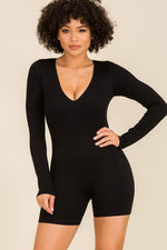 SEAMLESS ROMPER-ROMPER-Fashion Bombshellz | Online Boutique
