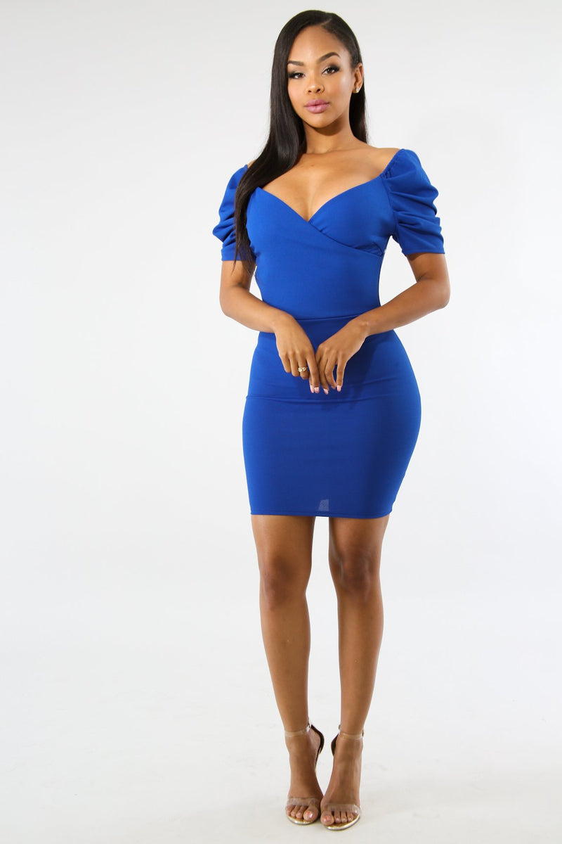 ANGEL MINI DRESS-DRESS-Fashion Bombshellz | Online Boutique
