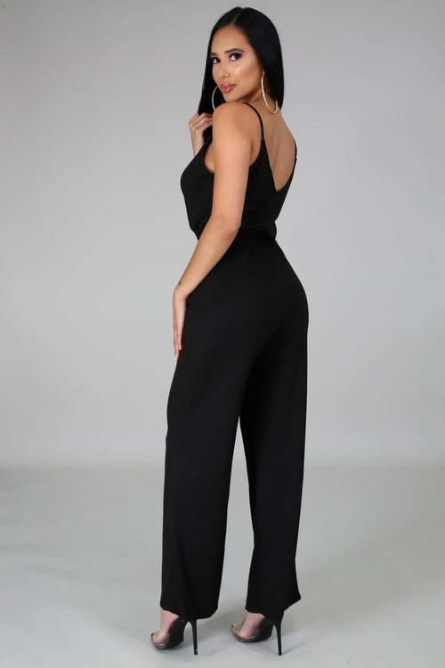 KEEP IT SIMPLE JUMPSUIT-Fashion Bombshellz | Online Boutique