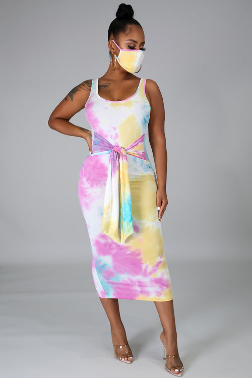 SUMMER LOVE DRESS-DRESS-Fashion Bombshellz | Online Boutique