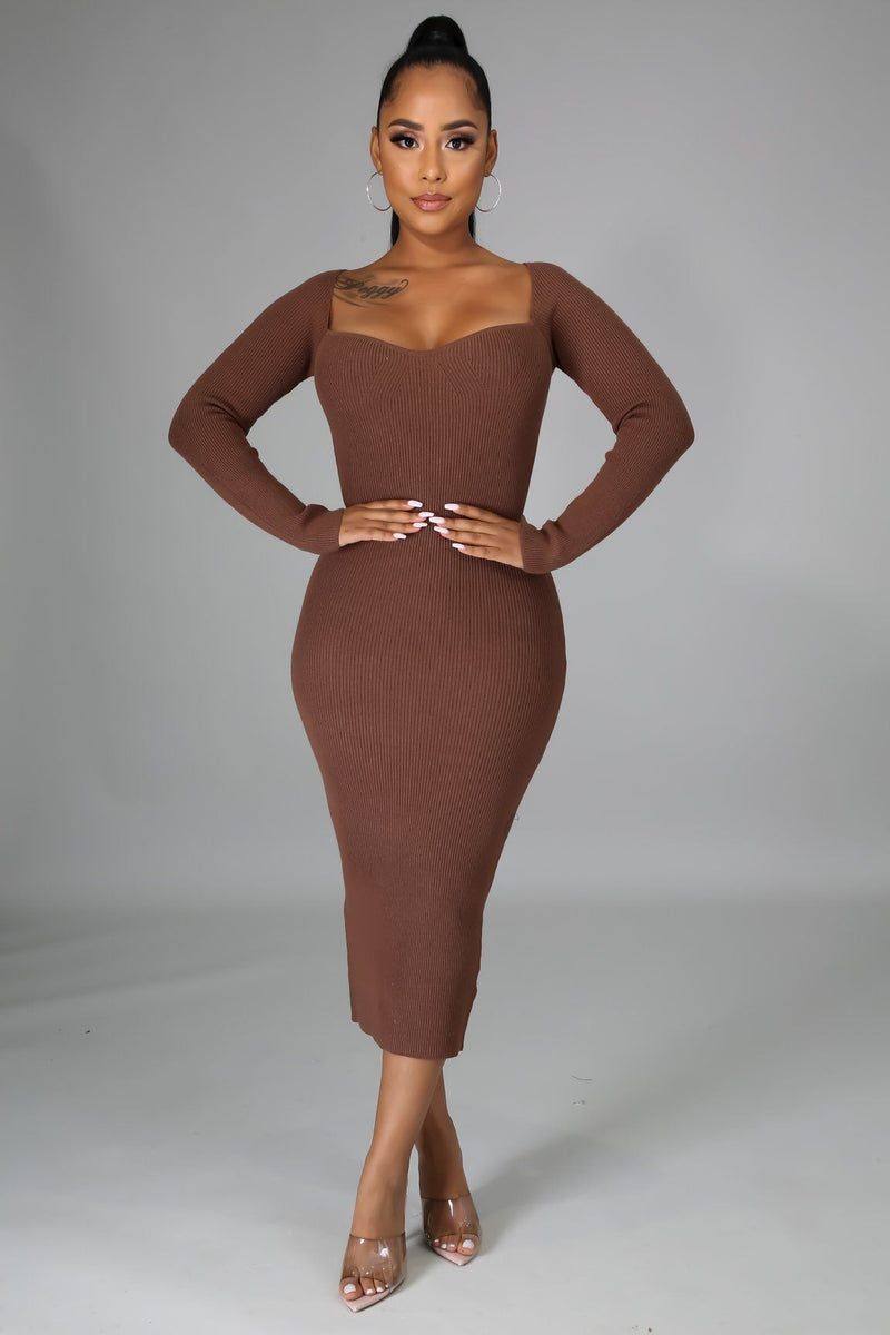DATE NIGHT DRESS-DRESS-Fashion Bombshellz | Online Boutique