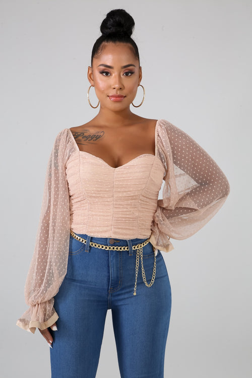 SWEETHEART TOP-Tops-Fashion Bombshellz | Online Boutique