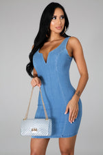ALL YOURS DRESS-DRESS-Fashion Bombshellz | Online Boutique