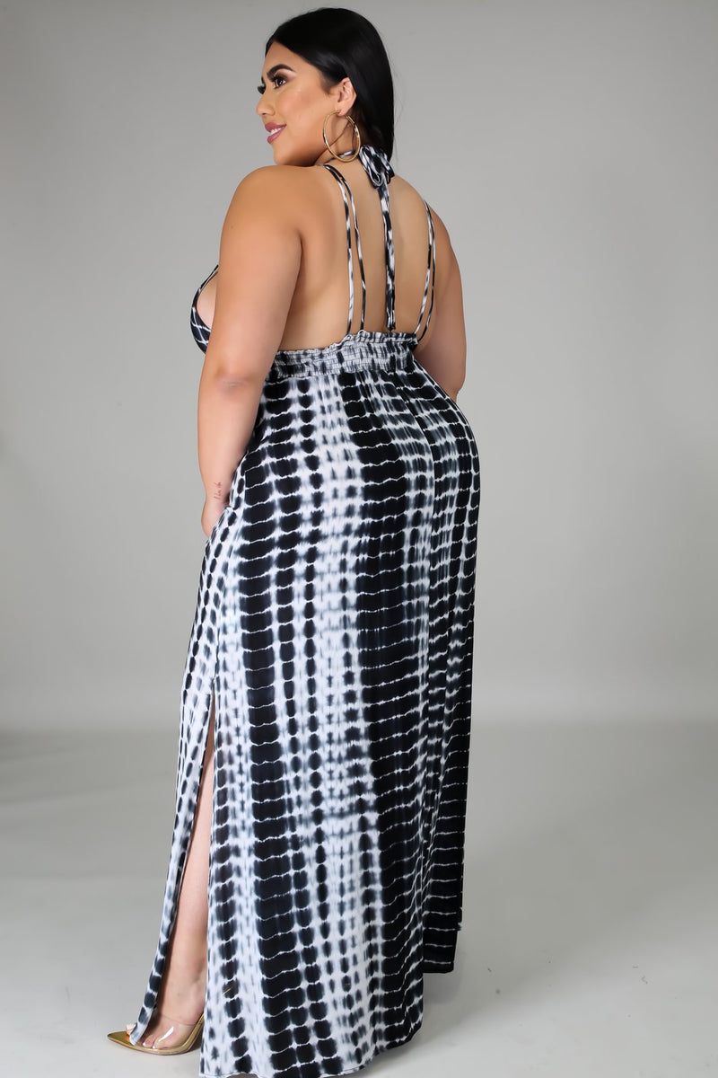 VACATION MAXI DRESS-DRESS-Fashion Bombshellz | Online Boutique